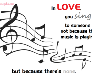 music, playing, and quote image