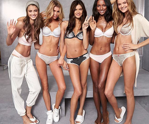 angels, Victoria's Secret, and taylor hill image