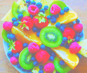 fruit, food, and bright image