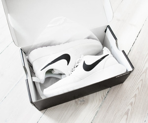 nike, fashion, and white image