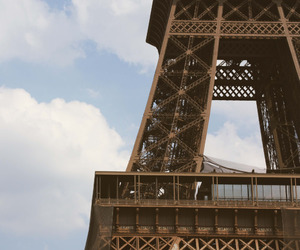 eiffel tower, france, and Kristine May image