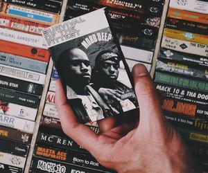 rap, old school, and mobb deep image