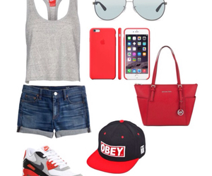 fashion, iphone, and jean shorts image