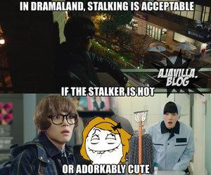 funny, korea, and Korean Drama image