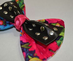 bow, leather, and deliberate randomness image