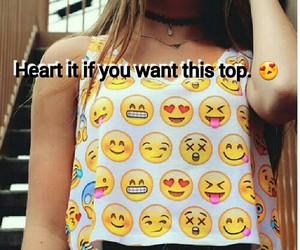 top, emoji, and smiley image