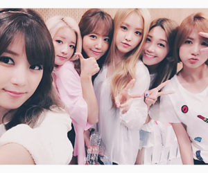 apink‬, naeun, and hayoung image