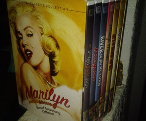 collection, marilyn, and monroe image