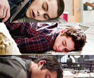 baby, dylan o'brien, and in love image