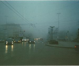 analog, dark, and rain image
