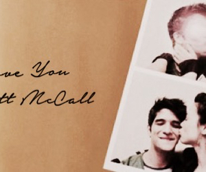 scott mccall and allison argent image