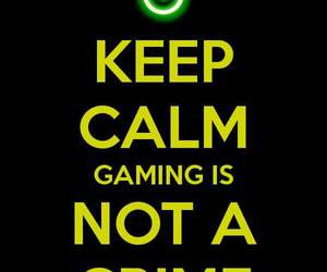 games, keep calm, and play image