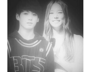 exo, jungkook, and solbin image