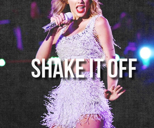 Taylor Swift, shake it off, and 1989 image