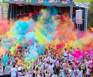 color and festival image