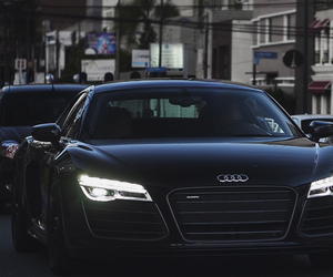 audi, photography, and cars image