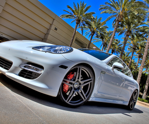 cali, car, and luxe image