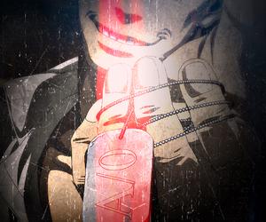 anime, gangsta, and nick image