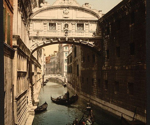 venice and vintage image