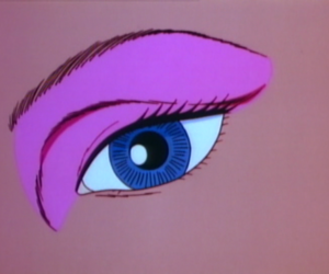 80s, cartoon, and eye image