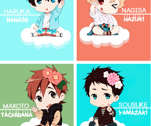 free!, free! eternal summer, and nanase haruka image
