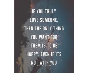 happy, quote, and true image