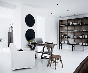 white, decoration, and home image
