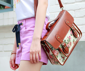 fashion, bag, and vintage image
