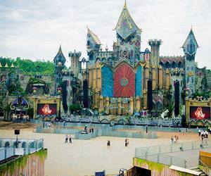 Tomorrowland, xD, and take me there image