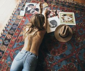 girl and music image