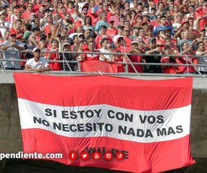 independiente, rojo, and trapo image