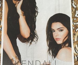 family, kendall jenner, and models image