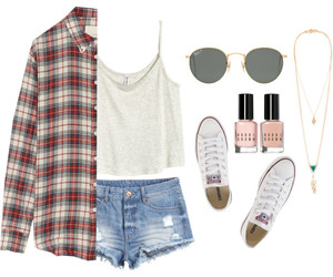 casual, Polyvore, and outfits image