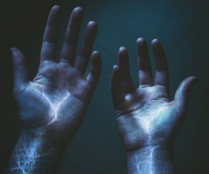 hands, magic, and power image