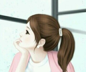 Girl Art And Enakei Image