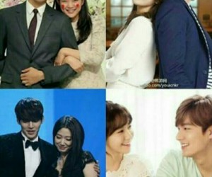 lee minho, yoona, and suzy image