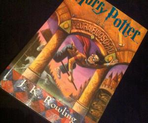 book, brazilian, and harry potter image