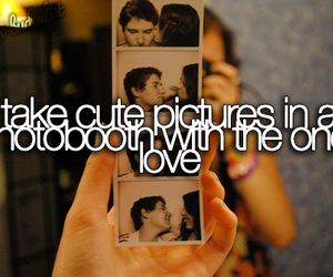 love, picture, and photobooth image