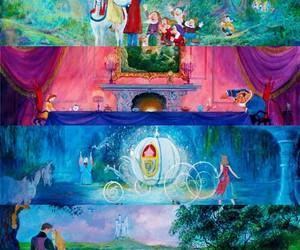 disney, princess, and cinderella image