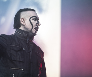 Marilyn Manson, MM, and metal music image