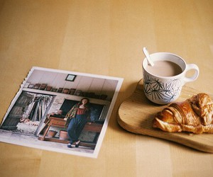 coffee, picture, and vintage image