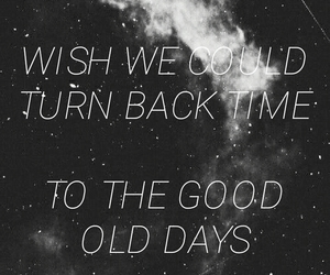 black and white, grunge, and galaxy image