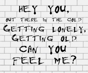hey you and the wall image