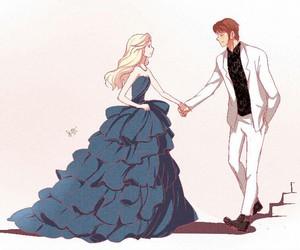 cinderella, disney princess, and frozen image
