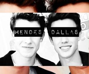 handsome, shawn mendes, and cameron dallas image