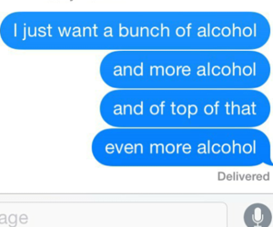 alcohol, funny, and image image