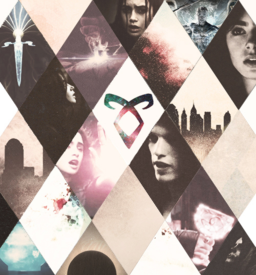 books, tmi, and clary and jace image