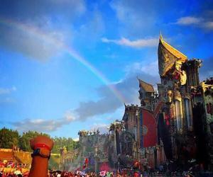 paradise and Tomorrowland image