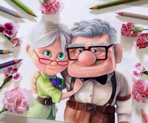 art, old age, and cute image