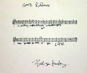 green day and good riddance image